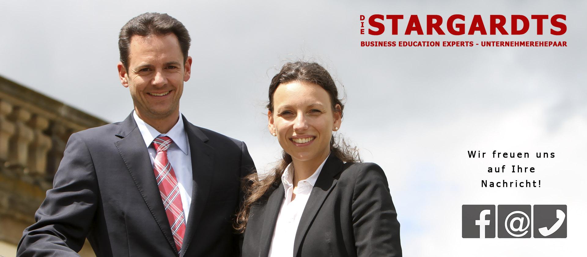 Kontakt zu Simone und Jochen Stargardt