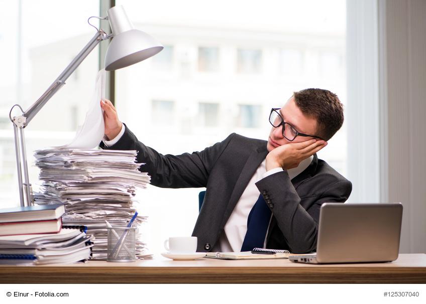 Entspannt arbeiten – eine Sache der Effektivität